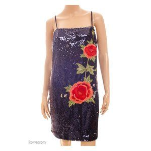 FOREVER 21 NWT Sequined Dress